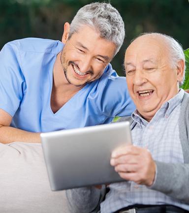 Los Angeles Senior Care Elderly